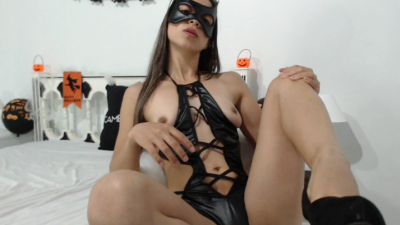 Live Webcam chat with Valquiria