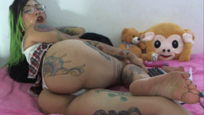 Chat webcam com pony blue ao vivo