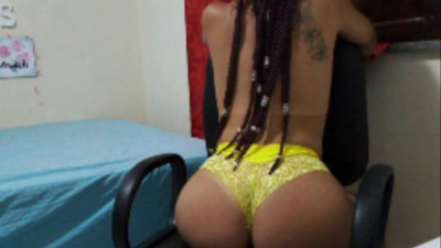 Live Webcam chat with Witch Safadinha