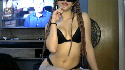 Live Webcam chat with LuizaDread